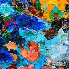 The Life Of My Palette by Christopher Shellhammer