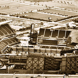 Bill Cannon - The Linc - Aerial View
