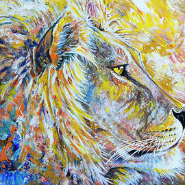 The Lion by Aaron Spong
