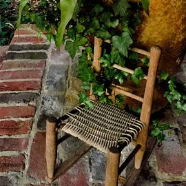 The Little Chair by Alida M Haslett