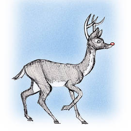 Keith A Link - The Little Reindeer