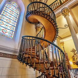 The Loretta Staircase by Steven Ainsworth