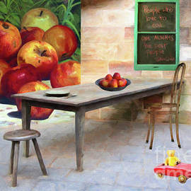 L Wright - The Love of Apples