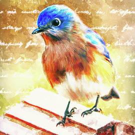 Tina LeCour - The Lovely Bluebird