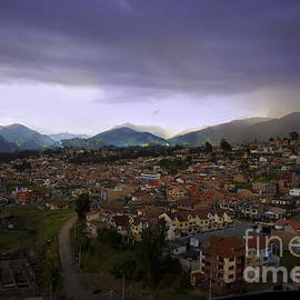 Al Bourassa - The Lovely Cajas At Dusk - Cuenca Ecuador
