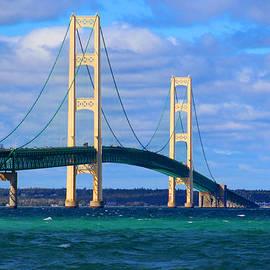 Michael Rucker - The Mackinac Bridge