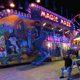 David Zimmerman - The Magic Maze