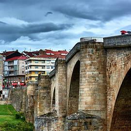 The majestic Ponte Vella by Fine Art Photography Prints By Eduardo Accorinti