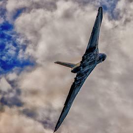 The Mighty Vulcan by Paul Kolbe-hurley