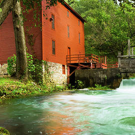 Gregory Ballos - The Mill at Alley Spring - Eminence Missouri