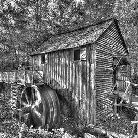 The Mill At Cades Cove by Don Mercer