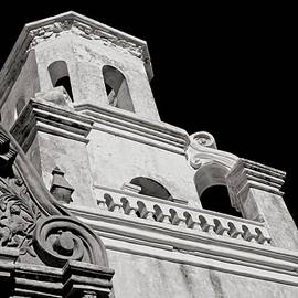 Lucinda Walter - The Bell Tower - San Xavier Mission