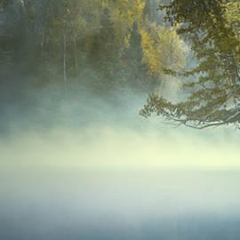 Stuart Deacon - The Mists of Hunt Lake