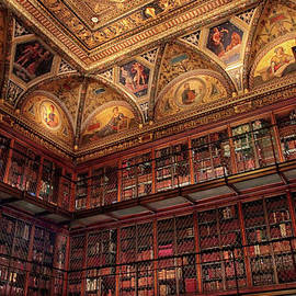 The Morgan Library by Jessica Jenney
