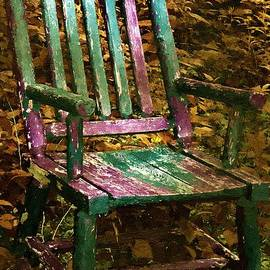 The Motley Chair by RC DeWinter