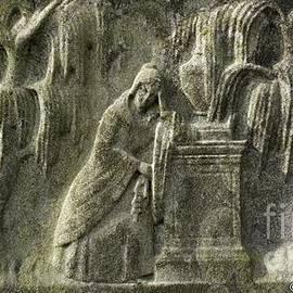 Anna Folkartanna Maciejewska-Dyba - The Mourner