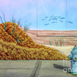 Mike Nellums - The Mural and the Hydrant