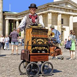 The Music Box by Uri Baruch