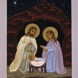 The Nativity Of Our Lord Jesus Christ 034 by William Hart McNichols