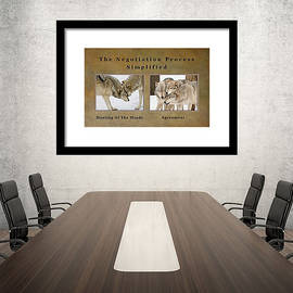 The Negotiation Process Simplified - On Display by Gary Slawsky