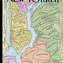 New Yorkistan by Maira Kalman and Rick Meyerowitz