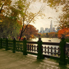 The Oak Bridge by Jessica Jenney