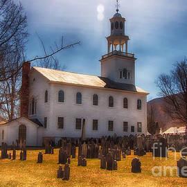 Elizabeth Dow - The Old First Church Bennington Vermont