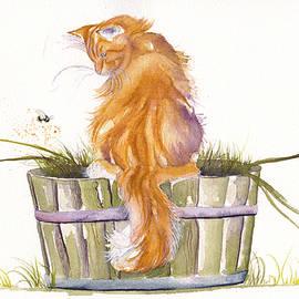 Debra Hall - The Old Garden Tub