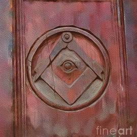 Pierre Blanchard - The Old Lodge Door