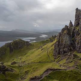 Dubi Roman - The Old Man of Storr, Isle of Skye, UK