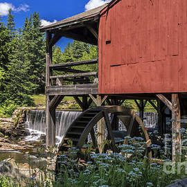 New England Photography - The Old Mill Museum.