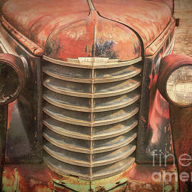 The Old Oldsmobile by Janice Pariza