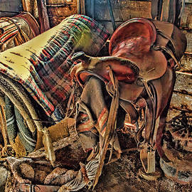 The Old Tack Room by Alana Thrower