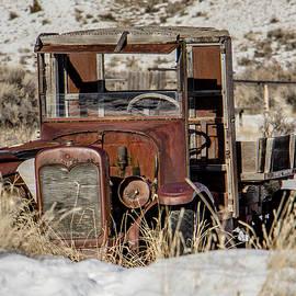 The Old Truck by Teresa Wilson