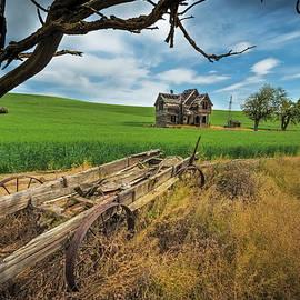The Old West House by Matt Shiffler
