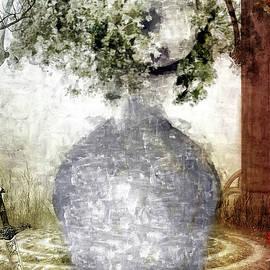 Georgiana Romanovna - The Old White Vase Grunge