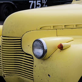 The Old Yellow Chevy by Jeff Roney