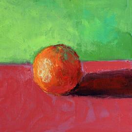 David Zimmerman - The Orange Solo