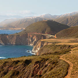The Pacific Coast Highway by Susan Rissi Tregoning
