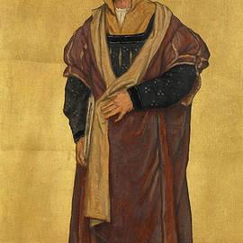 The painter Gerard David - Albert De Vriendt