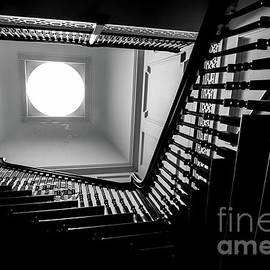 The Palace Stairs by Kelley Freel-Ebner