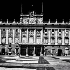Connie Handscomb - The Palacio Real, Madrid