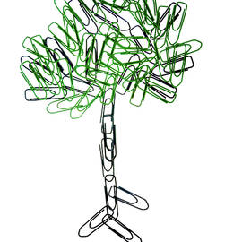 The Paperclip Tree by Jean Gill