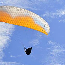 The Paraglider by AJ Schibig