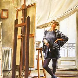 Andy Lloyd - The Paris Studio