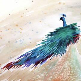 Janice Sobien - The Peacock Flash Dance