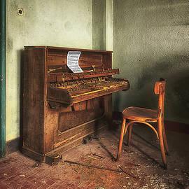 The Piano by Enrico Pelos