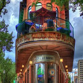 The Pickle Barrel Chattanooga Tn Art by Reid Callaway