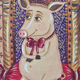 The Pig Prince by Ana Dragan