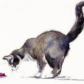 Debra Hall - The Pink Felt Mouse